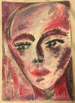Mask by Martina Karra